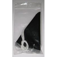 Black Nylon Parachute