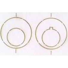 2055 Offset Center Rings